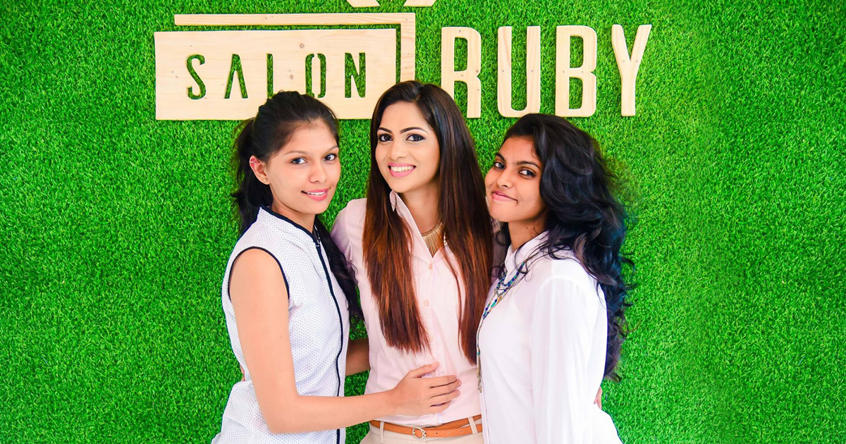 Opening Day of Salon Ruby